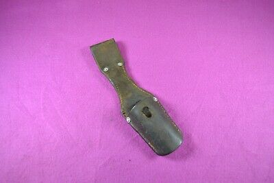 WWII German K98 98k Bayonet Leather Frog Brown Kar 98
