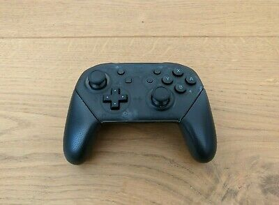 Official Nintendo Switch Wireless Pro Controller - Black, Used