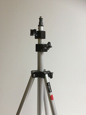 """Bogen Manfrotto Lightweight Photography Light Stands, 5/8"""" Mounting Stud"""