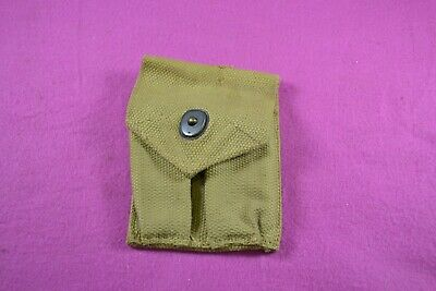WWII Froehlich Co. Canvas Ammo Pouch for M1 Carbine