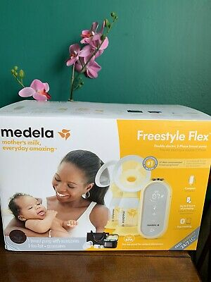 New Sealed Medela Freestyle Flex Portable Double Electric Breast Pump