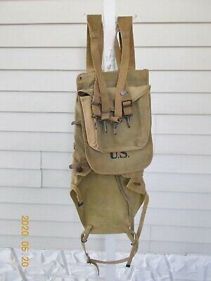 WW-1 Model 1910 Field Pack