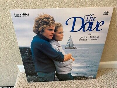 The Dove Laserdisc Joseph Bottoms /Deborah Raffin