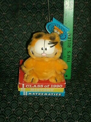 """Dakin VINTAGE * GARFIELD * STACKED * RETIRED * EXTREMEY RARE * 7"""" * 1990 * tags"""