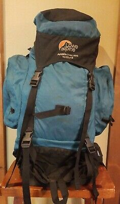 LOWE ALPINE Appalachian APS ND55+15 Internal Frame Backpack Turquoise & Black