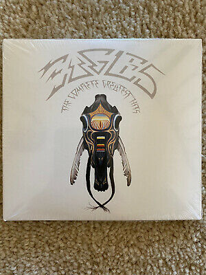 EAGLES The Complete Greatest Hits (New Sealed)