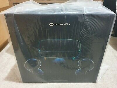 Oculus Rift S Like New Boxed Up Ready To Ship