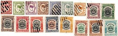 commonwealth stamps, labuan
