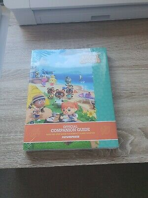 Animal Crossing: New Horizons - Official Companion Guide Book brand new