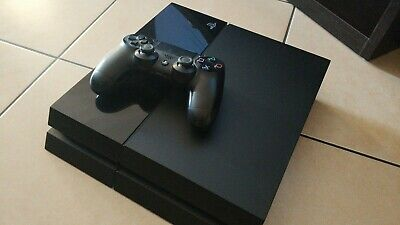 Sony PlayStation 4 FAT 500GB Console - Jet Black 3 GIOCHI