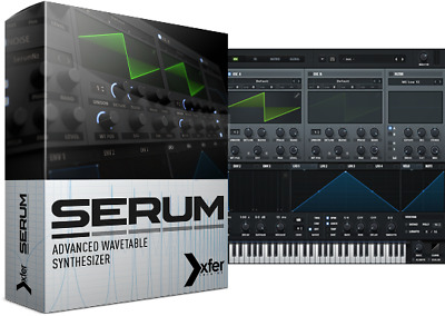 Xfer Records Serum & Serum FX v1.2.8Full version plugins for windows and MAC ✅🔥