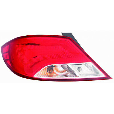 Fits 2015 2016 2017 HYUNDAI ACCENT Tail Light Assembly Driver Side (CAPA)