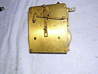 Clock  Parts, Perivale  Movement, Good Working Order