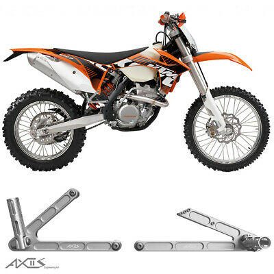 Passenger Pegs KTM EXC, SX and XC (2012-2016)