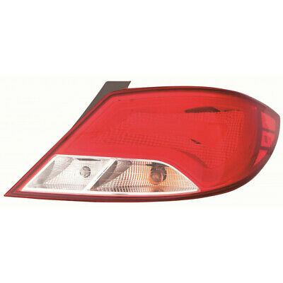 Fits 2015 2016 2017 HYUNDAI ACCENT Tail Light Assembly Passenger Side (CAPA)