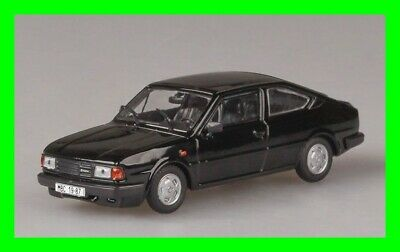 Skoda Rapid 136 Coupe 1987 Stone Brown ABREX 1:43 143ABS720RE