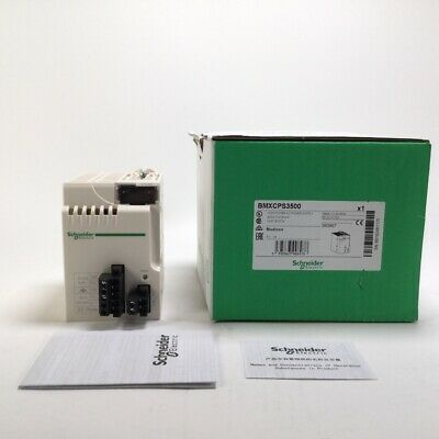 Schneider Electric BMXCPS3500 Modicon X80 Power supply module New NFP