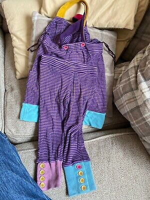 Joules Top And Legging Set Girls Age 4
