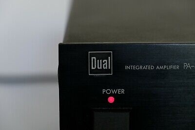 Dual Verstärker PA 5060 (ROTEL) Audiophile Concept Stereoplay Referenz 1988