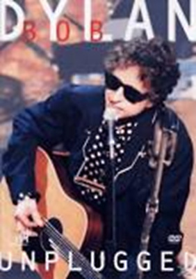 DVD Bob Dylan - MTV Unplugged