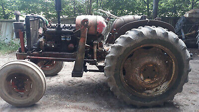 David Brown 990 Implamatic Tractor