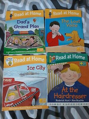 Read At Home, Oxford Reading Tree, Biff, Chip And Kipper Books, Level 4 And 5