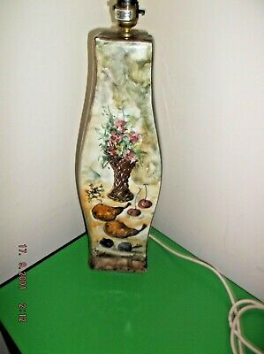 Montilli Vintage Lamp Stand. Made In Italy 316, good condition