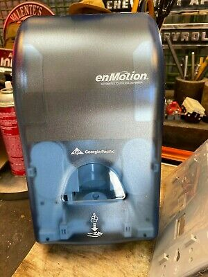 Enmotion Free Touch Free Soap / Sanitizer Dispenser New Wall Mount