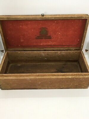 Vintage Benson And Hedges Box