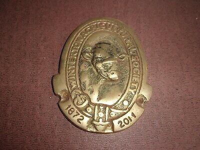 WINTERTON AGRICULTURAL SOCIETY  Horse Brass - 1872 - 2011