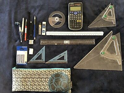 Level 3 Construction Surveying Stationary Equipment - Scale Rule, Calculator etc