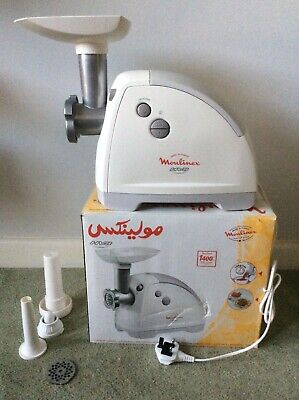 Moulinex HV8 Meat Mincer Sausage Making Machine - 1400w Boxed Immaculate