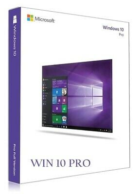 Windows 10 Professional 32/64 Bit Pro Activation Code Key Instant Delivery 30Sec