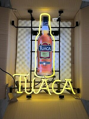 Tuaca Bar Neon Sign Tube Neon Light