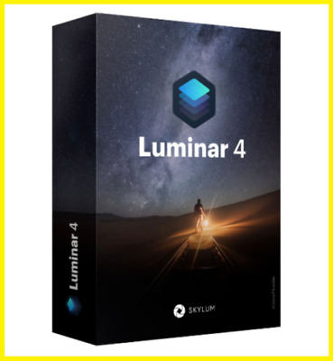 Luminar v4 Photo Editor 2020 LifeTime ACTIVATION for Windows✅Fast delivery✅📩