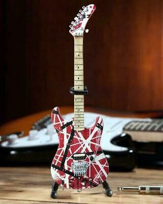 Axe Heaven® Licensed Eddie Van Halen's 5150 Mini Guitar Replica Collectible