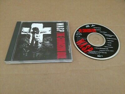 Wasp - The Crimson Idol CD (1992) - Excellent