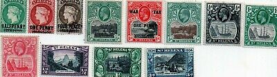 commonwealth stamps, st. helena