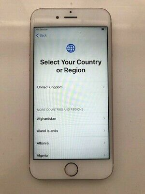 Apple iPhone 6S - 16GB - Space Grey (Unlocked) A1688 **6 MONTH WARRANTY**