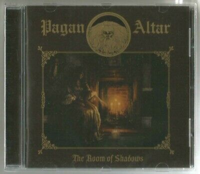 Pagan Altar ‎- The Room of Shadows ( FACTORY SEALED CD )