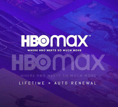 HBO Max Lifetime Subscription  🔥 Auto Renewal 🔥 Instant delivery