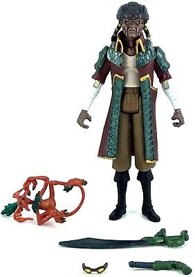 Star Wars: The Clone Wars 2009 HONDO OHNAKA (SPACE PIRATE) (CW41) - Loose