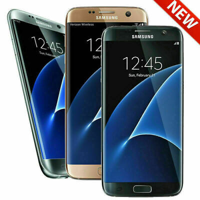 SAMSUNG GALAXY S7 Edge 32GB Android Unlocked 4G Mobile Phone