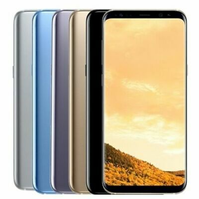 Samsung Galaxy S8 (SM-G950F) 64GB Unlocked Various Colours
