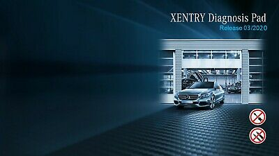 Mercedes DAS/Xentry 2020.06 Original Key Activation, SCN Working, Remote Support
