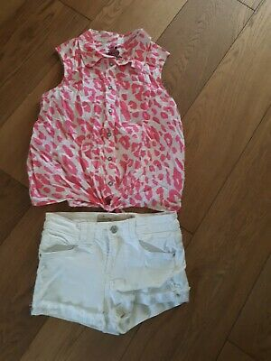 Girls Summer Outfit  Age 10 ,-13 Years