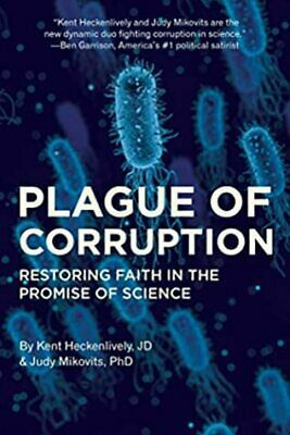 Plague of Corruption: Restoring Faith in the Promise of Science 2020 [P.D.F]