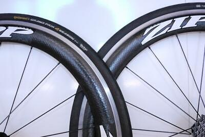 11 Speed Zipp 60 Carbon Clincher Wheels In Very Good Cond, Lovely Wheels.
