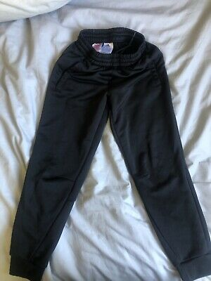 Boys Adidas Tracksuit Bottoms Age 7-8