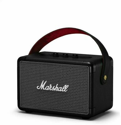 Marshall Kilburn II Bluetooth Speaker  - Black